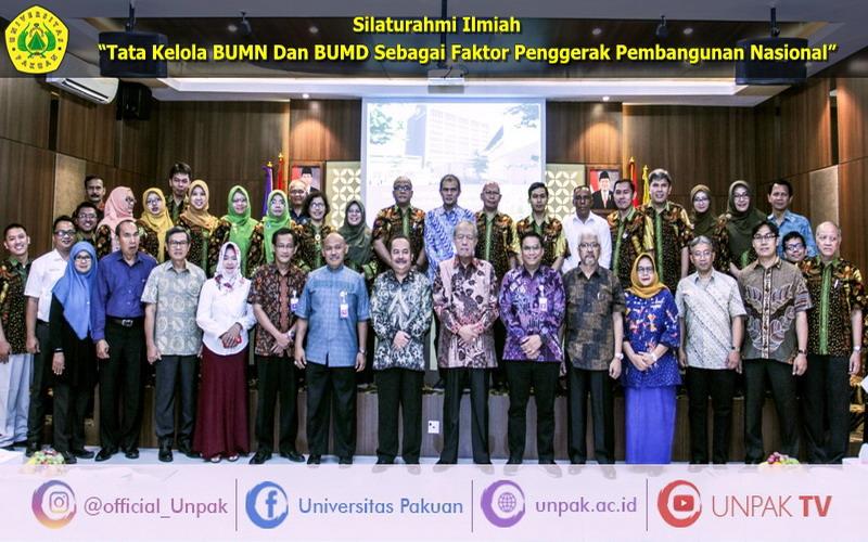 BUMN dan BUMD Sebagai Penggerak Pembangunan Nasional